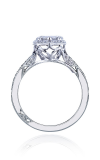 Tacori Dantela Engagement Ring 2620PS10X7PW