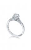 Tacori Dantela Engagement Ring 2620PS8X5PW