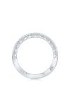 Tacori Classic Crescent Wedding Band 2645B12W