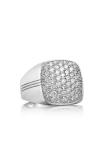 Tacori Pavé Diamond Men's Ring MR101