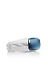 Tacori East-West featuring Sky Blue Hematite Men's Ring MR10237