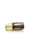 Tacori East-West featuring Tiger Iron Men's Ring MR102Y39