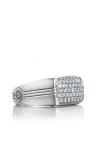 Tacori Pavé Diamond East-West Men's Ring MR103