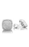 Tacori Pavé Diamond Cuff Links featuring Diamonds Cufflinks MCL101