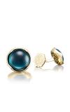 Tacori Cabochon Cuff Links featuring Sky Blue Hematite Cufflinks MCL111Y37