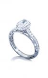 Tacori Reverse Crescent Engagement Ring 2618OV75X55W