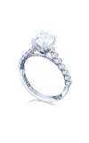 Tacori Sculpted Crescent Engagement Ring 200-2RD65W