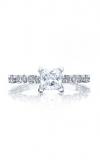 Tacori Sculpted Crescent Engagement Ring 201-2PR5