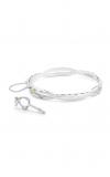 Tacori Promise Bracelet Oval, Silver SB190-M
