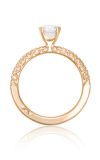 Tacori Petite Crescent HT254515RD7PK product image