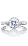 Tacori Dantela Engagement Ring 2646-25RDR65