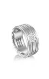 Tacori Racing Lines Men's Ring MR107