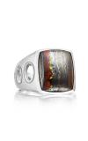 Tacori Vented Gemstone featuring Tiger Iron Men's Ring MR10539