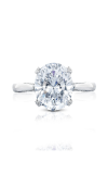 Tacori RoyalT Engagement Ring HT2625OV11X9