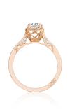 Tacori Dantela Engagement Ring 2620RDSMPPK