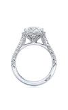 Tacori Petite Crescent Engagement Ring HT2555RD65W
