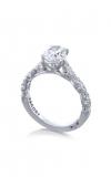Tacori Petite Crescent Engagement Ring HT2558OV8X6W