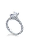 Tacori Petite Crescent Engagement Ring HT2558EC85X65W