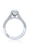 Tacori Petite Crescent Engagement Ring HT254715OV75X55Y