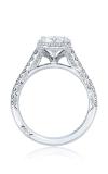 Tacori Petite Crescent Engagement Ring HT2547EC8X6W