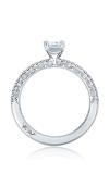 Tacori Petite Crescent Engagement Ring HT254515EC65X45Y