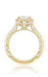 Tacori RoyalT Engagement Ring HT2650EC85X65Y