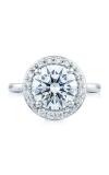 Tacori RoyalT Engagement Ring HT2651RD95