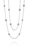Tacori Crescent Crown Necklace SN10801