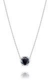 Tacori Crescent Crown Necklace SN22419