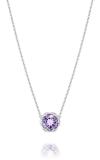 Tacori Crescent Crown Necklace SN22401