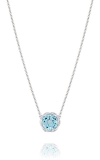 Tacori Crescent Crown Necklace SN22402