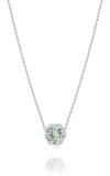 Tacori Crescent Crown Necklace SN22412