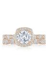 Tacori Petite Crescent Engagement Ring HT2560CU65PK