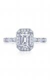 Tacori Petite Crescent Engagement Ring HT2560EC75X55