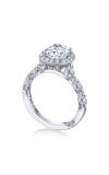 Tacori Petite Crescent Engagement Ring HT2560OV9X7