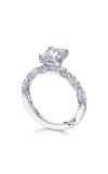 Tacori Petite Crescent Engagement Ring HT2559EC8X6W