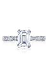 Tacori Petite Crescent Engagement Ring HT2559EC8X6PK