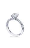 Tacori Petite Crescent Engagement Ring HT2559OV85X65PK