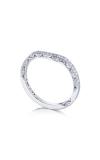 Tacori Classic Crescent Wedding Band HT2562B12W