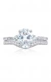 Tacori Simply Tacori Engagement Ring 2657OV85X65