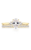 Tacori Simply Engagement Ring 2656OV7X5Y product image
