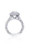 Tacori RoyalT Engagement Ring HT2653RD8Y