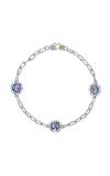 Tacori Triple Gem Bracelet featuring London Blue Topaz SB22133