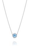 Tacori Crescent Crown Necklace SN20445