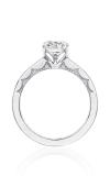 Tacori Coastal Crescent Engagement Ring P100RD65FW