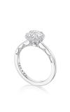 Tacori Coastal Crescent Engagement Ring P101RD65FW