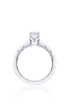 Tacori Coastal Crescent Engagement Ring P102OV7X5FW