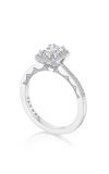 Tacori Coastal Crescent Engagement Ring P103EC65X45FW