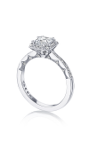 Tacori Coastal Crescent Engagement Ring P103PR55FW