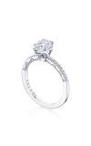 Tacori Coastal Crescent Engagement Ring P104PS85X55FW
